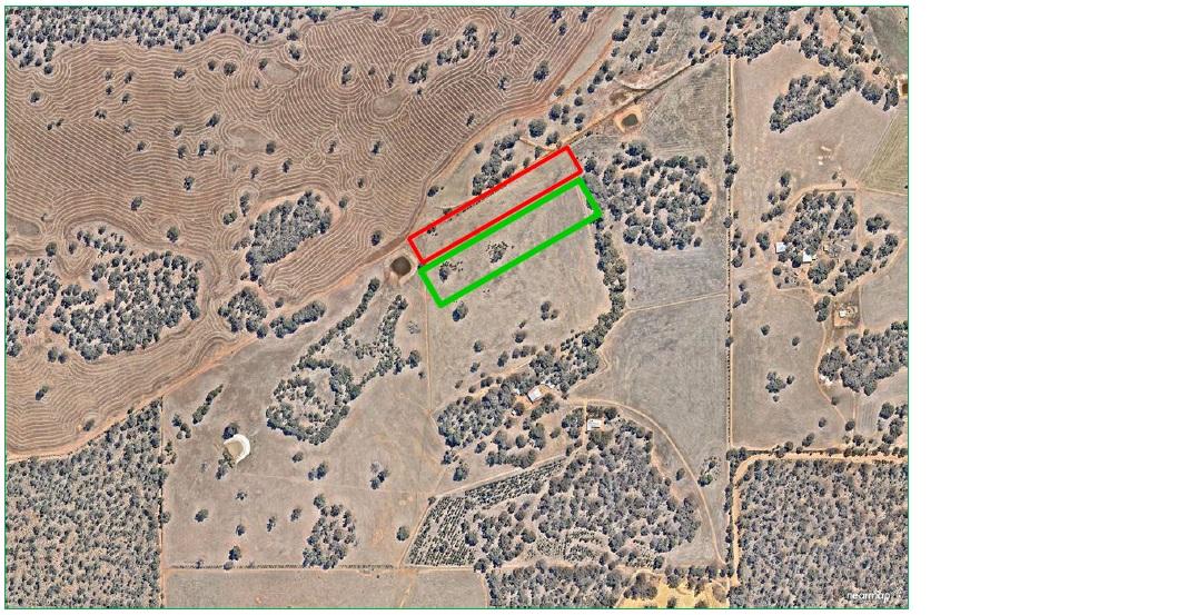 MND 2016 tree planting map